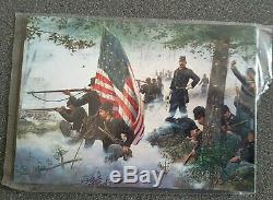 Britains American Civil War Series Set 17245 Hold at all Costs Set 1