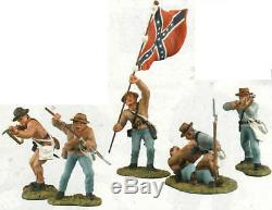 Britains American Civil War Series, comprising Set 17301 Clubs are Trumps