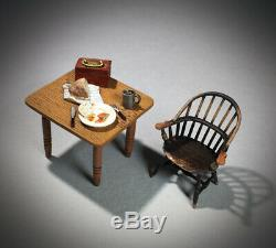 Britains CIVIL War Civilian 31284 Coffee, News And A Loyal Friend