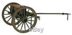 Britains CIVIL War Confederate 31293 Light Artillery Limber Set Mib