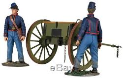Britains CIVIL War Union 31291 Federal Light Artillery Limber Set Mib