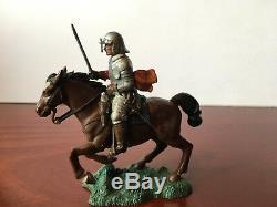 Britains Herald English CIVIL War Complete & Original Ecw Set Of 6
