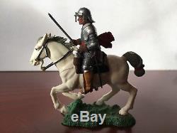 Britains Herald English CIVIL War Complete & Original Set & Rare White Horses