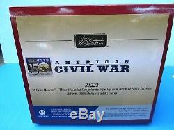 Britains Ltd/First gear 54mm Civil warA grim harvest 3 figs+ 31223 2013 MIBoop