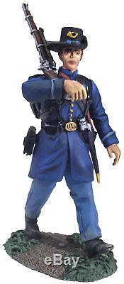 Britains Soldiers American CIVIL War, For Sale 5 Soldiers In One Lot Of 5