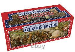 Britains Super Deetail Plastic American Civil War U. S. C. T. 48 Piece 52102