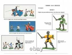 Britains Toy Soldiers Collector Guide 1973-Up Civil War & Others 3,200 Figures