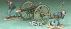 Britains Union Cannon Set NIB (#17394) American civil war Gettysburg