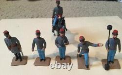 CBG Mignot Civil War Confederate Artillerymen