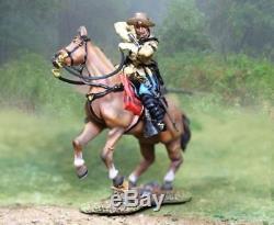 COLLECTORS SHOWCASE CS778 Civil War Confederate Mosby Ranger MIB FREE SHIP