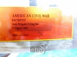 CONTE COLLECTIBLES American Civil War ACW57117 Iron brigade firing set