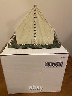 CW056 Officer Tent WW2 WW1 American Civil War Napoleonic Mint In Box CW 56