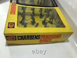 Charbens Panorama Series Guerra Civile Americana American Civil War MASTER SET