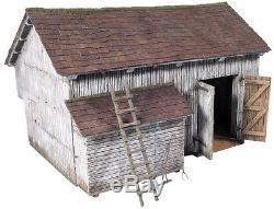 Civil War era Small Barn mint in box William Britains 54mm 51005