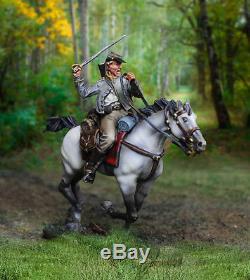 Collectors Showcase CIVIL War Confederate Cs01014 Mosby's Rangers Sword Mib