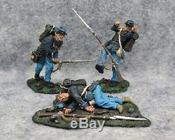 Collectors Showcase Civil War Toy Soldiers 20th Mass Wounded CS00414 (#30)
