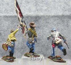 Collectors Showcase Civil War Toy Soldiers 5th Texas Command CS00399 (#46)