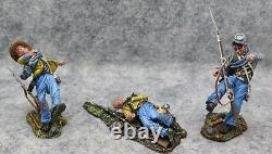 Collectors Showcase Civil War Toy Soldiers 5th Texas Wounded CS00400 (#48)