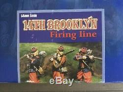 Collectors Showcase Lot x 2 CS00271 Civil War Union 14th Brooklyn Firing Line