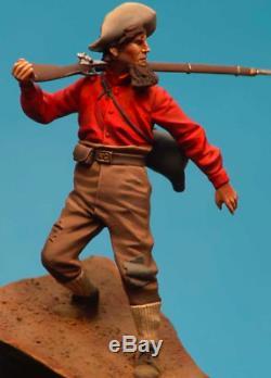 Confederate Volunteer at American Civil War Painted Toy Soldier Pre-Order Art
