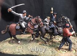 Conte 54mm Don Trolani's Civil War First at Manassas Part 1 & Part 2 sets