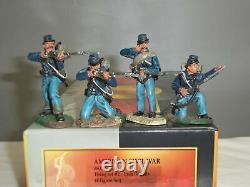 Conte ACW57166 American Civil War Union Infantry Firing Line 2 Irish Brigade New
