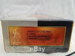 Conte ACW 57166 Irish Brigade Firing American Civil War Toy Soldier Box Set 2