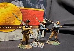 Conte American Civil War 57111 Confederate Marching Set