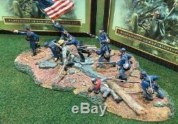 Conte American Civil War Lions Of The Roundtop 59001 + 59002