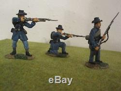 Conté American Civil War Union Iron Brigade Firing Set ACW57117 ACW