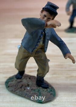 Conté Coll. American Civil War Toy Soldiers & Cannon 130, 2002, ACW323 195 6L00