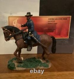 Conte Collectables ACW57135 Ulysses S Grant Mounted American Civil War