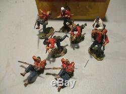 Conte Collectibles 54mm American Civil War Union figure grouping