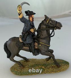 Conté Collectibles American Civil War Toy Soldier on Horse130, 2002, DT59006H-1