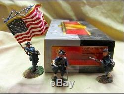 Conte Collectibles civil war union iron brigade command set 57114 MINT