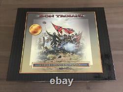 Conte DT59005 Don Troiani's Civil War High Water Mark 8 Figures & Terrain Base