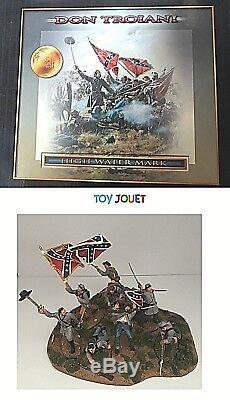 Conte Don Troiani Dt59005 American CIVIL War Coffret Numerote De 40 CM