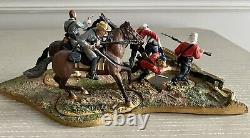 Conte Dt59007 Don Troiani CIVIL War First At Manassas Toy Soldier Set Part 2