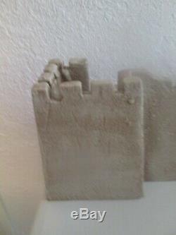 Fort building Alamo or Desert Civil War'goswithMarxBarzsoConte TSSD54mm60mm