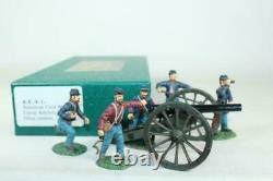 Frontline American Civil War Union Artillery and Crew A. U. A. 1 MIB ACW
