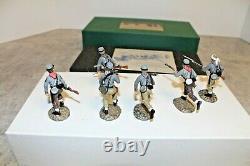 Frontline Figures American Civil War V. M. I. 6 Cadets Charging # VMI-1