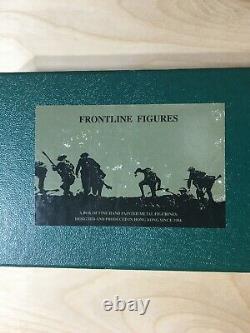 Frontline Figures Toy Soldiers R. C. 21 American Civil War Confedrate Cavalry