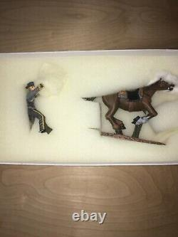 Frontline Figures Toy Soldiers R. C. 22 American Civil War Confederate Cavalry