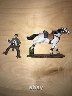 Frontline Figures Toy Soldiers R. C. B. 4 American Civil War 8th Texas Cavalry