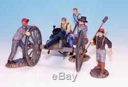 Frontline Figures #acg11 American CIVIL War Confederate Artillery