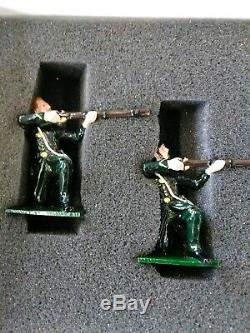 Fusilier Hand Painted Miniatures Civil War 1st United States Sharpshooters