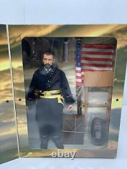 GI JOE General ULYSSES S GRANT Civil War Series Action Figure Timeless NIB 1998