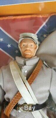 GI JOE Hasbro Army of Virginia 1861 12 Figure Civil War Classic Collection NIB