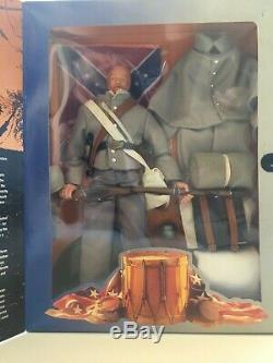 GI Joe Hasbro 16 Army of Northern Virginia1861 Confederate Civil War Soldier