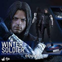 HOT TOYS MMS351 1/6 Captain America 3 Civil War Winter Soldier Bucky